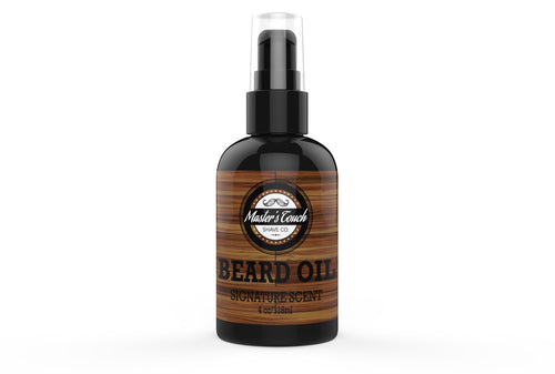 Beard Oil - 4oz
