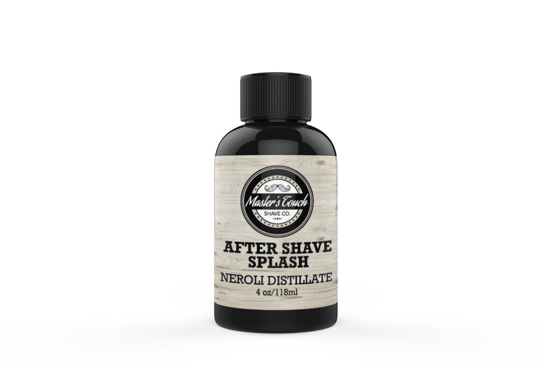 Aftershave Splash