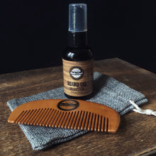Beard Comb - Pocket