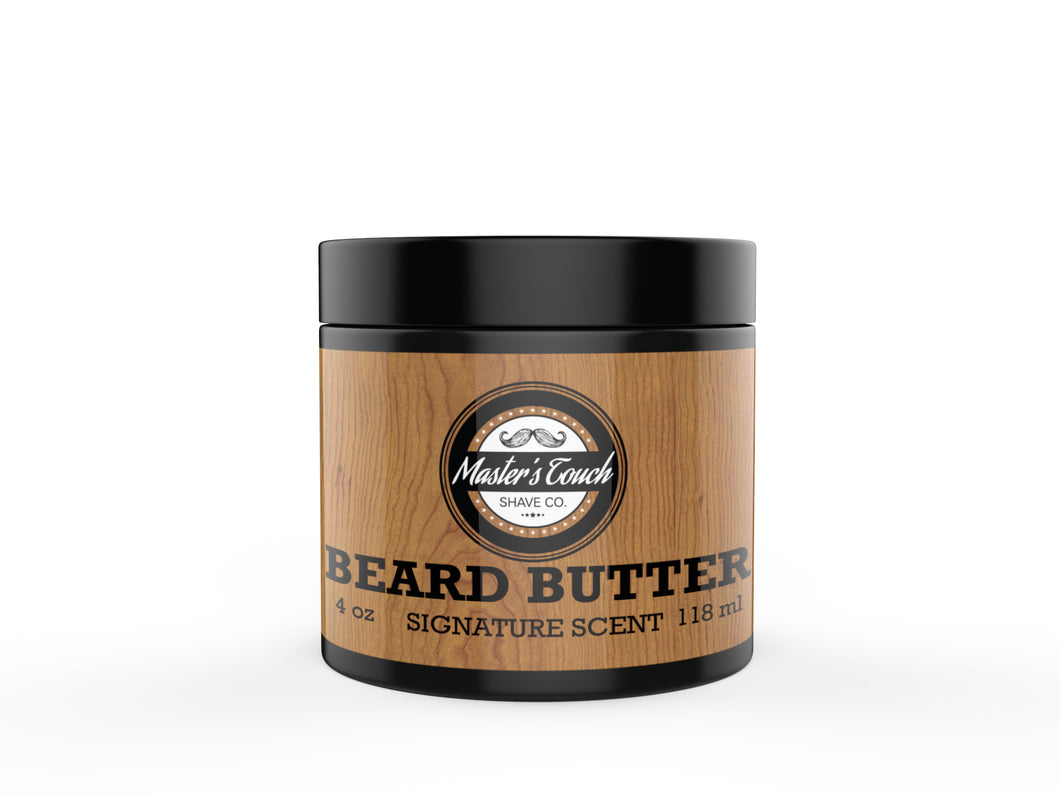 Beard Butter - 4oz