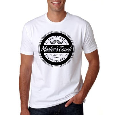 Master's Touch Shave Co. Classic Logo Shirt