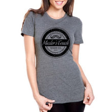 Master's Touch Shave Co. Triblend Logo Shirt - Ladies