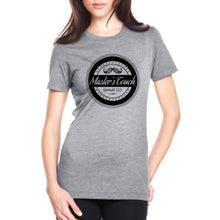 Master's Touch Shave Co. Classic Logo Shirt - Ladies