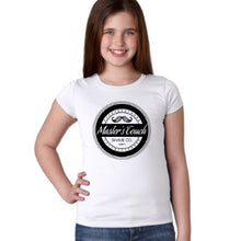 Master's Touch Shave Co. Classic Logo Shirt - Girls