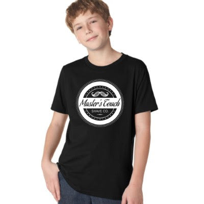 Master's Touch Shave Co. Classic Logo Shirt - Boys