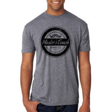 Master's Touch Shave Co. Triblend Logo Shirt