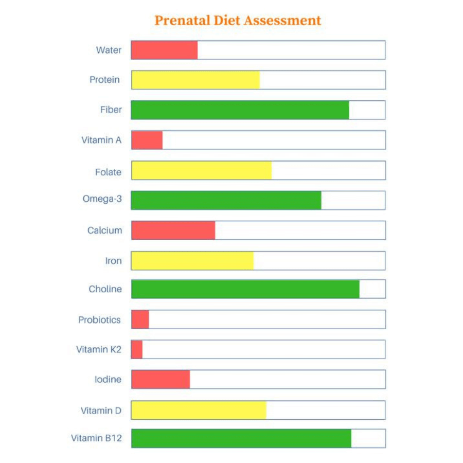 Prenatal Diet Assessment