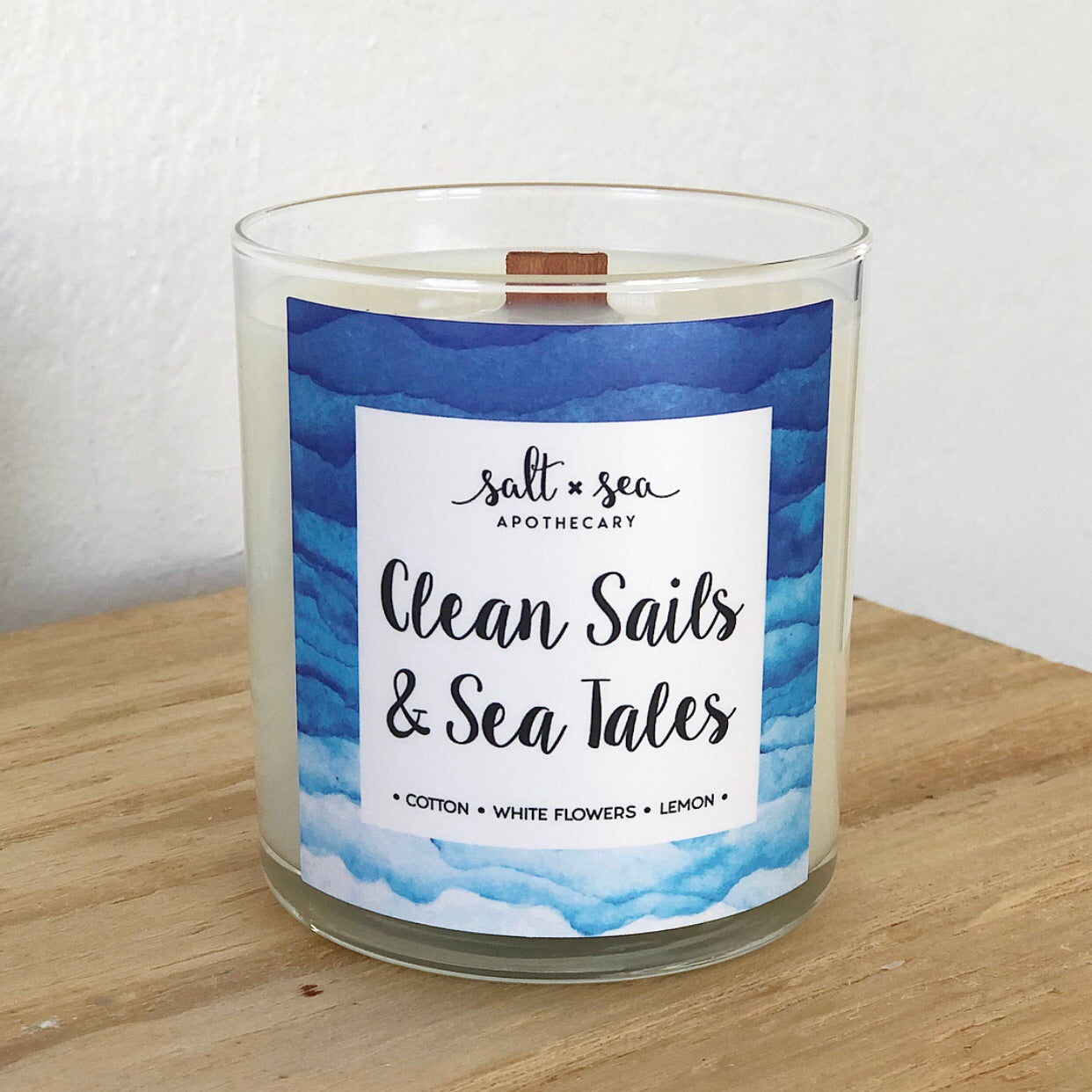 Clean Sails & Sea Tales
