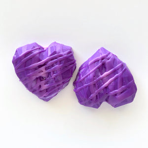 Purple Heart (Limited Edition) • Soy Wax Melt
