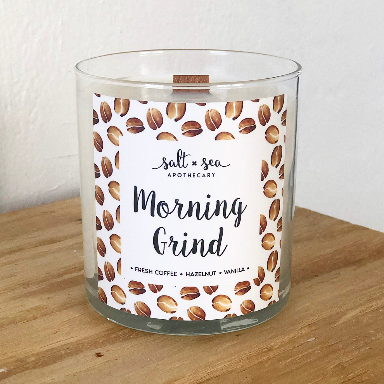 Morning Grind • Soy Candle