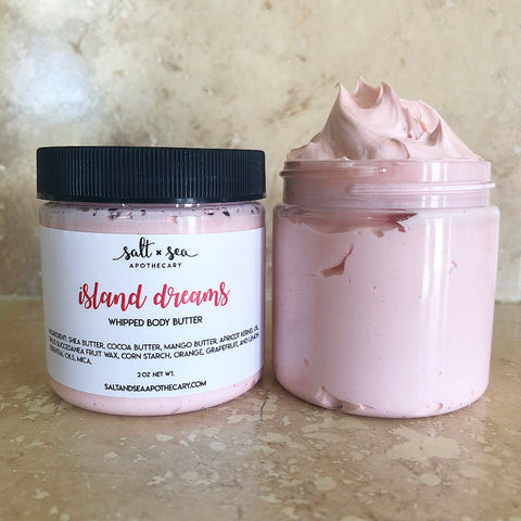Island Dreams • Whipped Body Butter