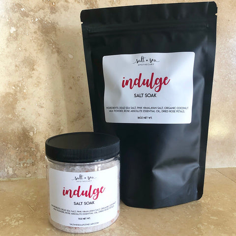 Indulge • Bath Soak