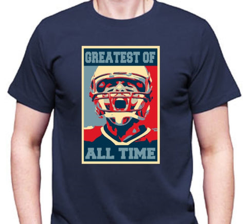 Greatest Of All Time - Tee Shirt