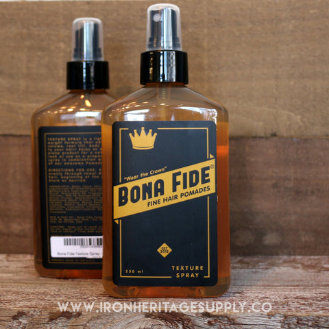 """Texture Spray"" by Bona Fide"