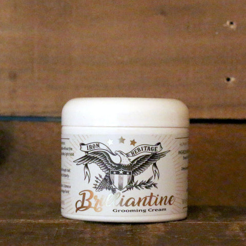 """Brilliantine Grooming Cream"" by Iron Heritage"