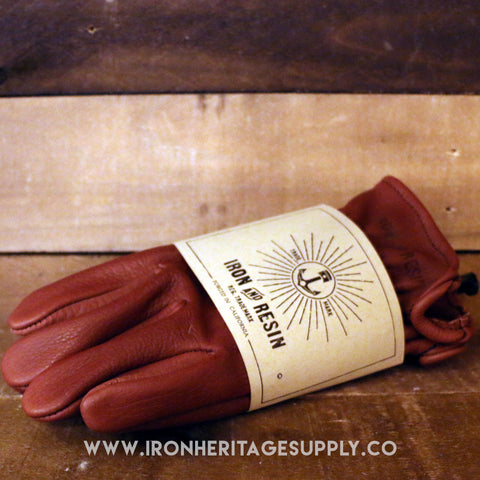 """Buffalo Bobber Glove"" by Iron and Resin"