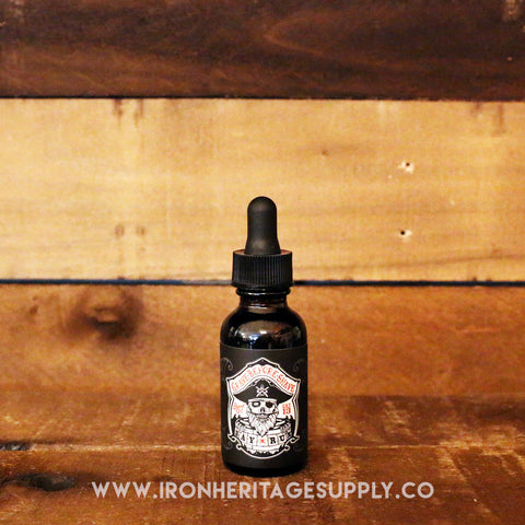 """Bay Rum Beard Oil"" by Grave Before Shave"