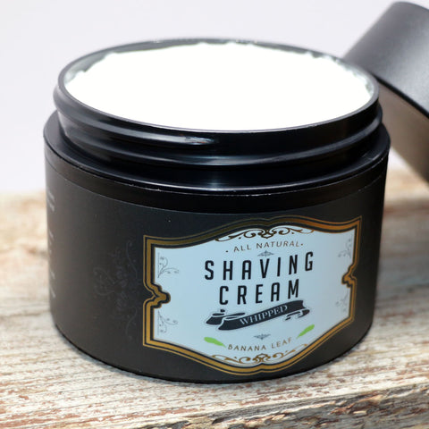 """All Natural Shaving Cream"" by Iron Heritage"