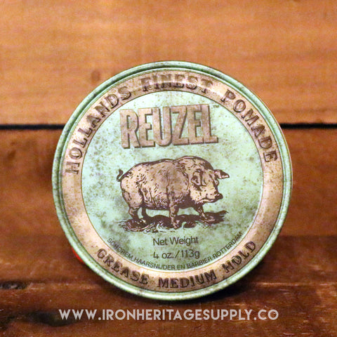 """Grease Medium Hold Pomade"" by Reuzel"