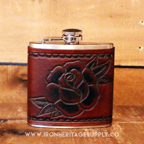 """Small Flask (Rose)"" by Largo Made"