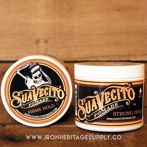 """Firme Heavy Hold Pomade"" by Suavecito"
