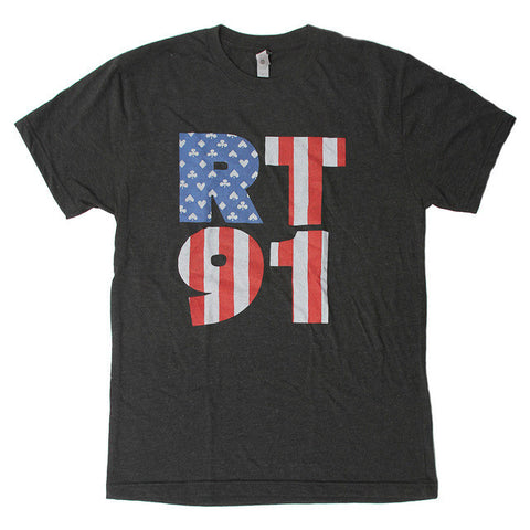 RT 91 Letters Tee
