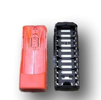 Motorola NTN9177 CLAMSHELL Alkaline Battery Pack by Motorola - Accessory Type  - Used Radios Product Image