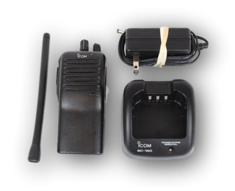 Icom IC-F14 VHF Portable Radio
