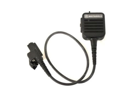 Motorola Public Safety Mic NMN6244B HT1000 MTX8000 Jedi by Motorola - Accessory Type  - Used Radios Product Image