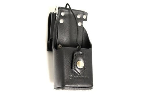 Motorola NNTN4115A Leather Holster (New)