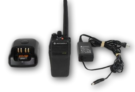 Motorola TRBO XPR6350 XPR 6350 UHF 450-520 Mhz 32 Ch 4W DIGITAL FM/IS Model by Motorola - Portable Type  - Used Radios Product Image