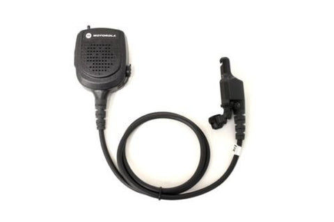 Motorola Public Safety Mic RMN5072B w/RF Adapter XTS2500 XTS1500 30ʺ Cord (NEW) by Motorola - Accessory Type  - Used Radios Product Image