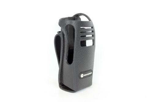 Motorola PMLN5030 Leather Holster w/Loop by Motorola - Accessory Type  - Used Radios Product Image