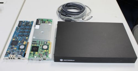 Motorola MCC7500 IP Dispatch Console w/ Encryption