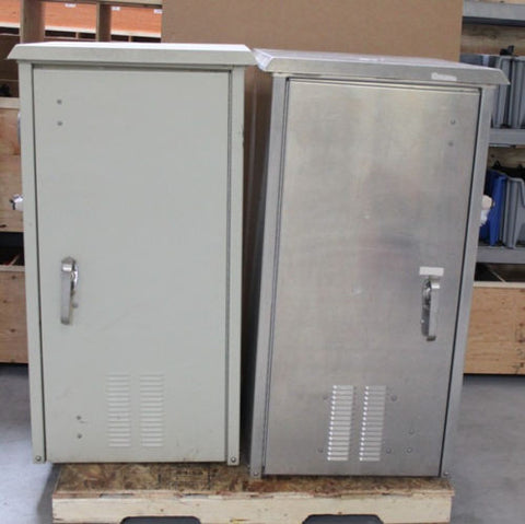 NEMA Stainless Steel Outdoor Enclosure Motorola Quantar MTR2000 by Motorola - Infrastructure Type  - Used Radios Product Image