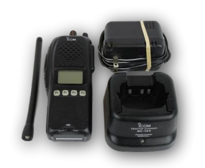 Icom IC-F30GS VHF Portable Radio