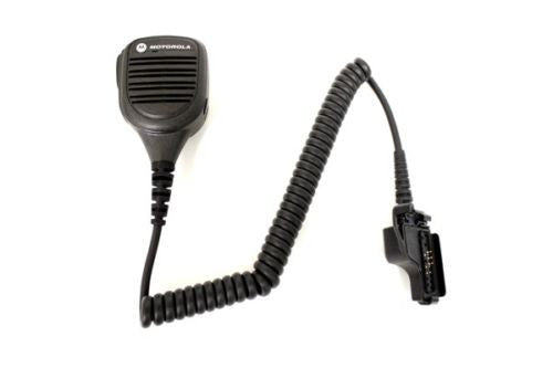 Motorola Speaker Mic PMMN4051B Jedi XTS Intrinsically Safe FM Approved by Motorola - Accessory Type  - Used Radios Product Image