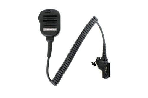 Motorola Speaker Mic NMN6191 HT1000 MTX8000 XTS by Motorola - Accessory Type  - Used Radios Product Image