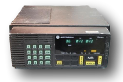 Motorola Astro Spectra Railroad VHF Mobile Radio (Analog/Digital P25)