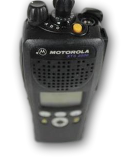 "Motorola XTS2500 ""AN"" Model 2 UHF (450-520MHz) Portable Radio"