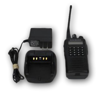 Vertex VX-459 UHF Portable Radio