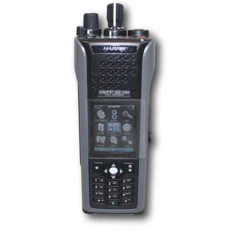 Harris UNITY XG-100 Dual Band (VHF-High 136-174 & 700/800Mhz) P25 Conv (NEW)