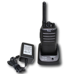 Icom IC-F24 UHF Portable Radio