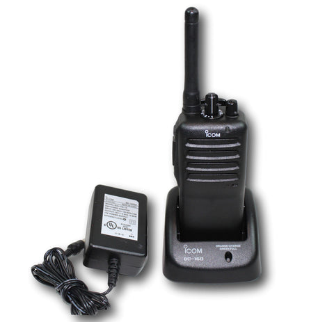 Icom IC-F24 UHF Portable Radio by Icom - Portable Type  - Used Radios Product Image