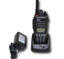IC-F3161DT VHF Portable Radio