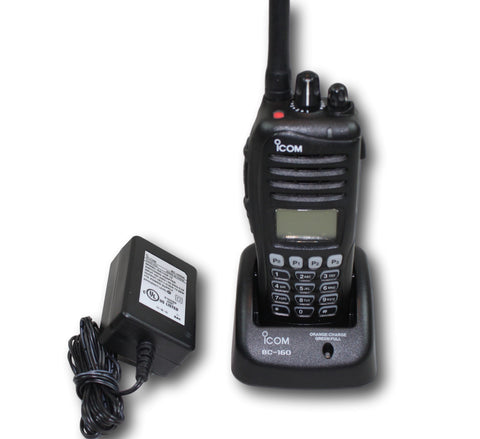 IC-F3161DT VHF Portable Radio by Icom - Portable Type  - Used Radios Product Image