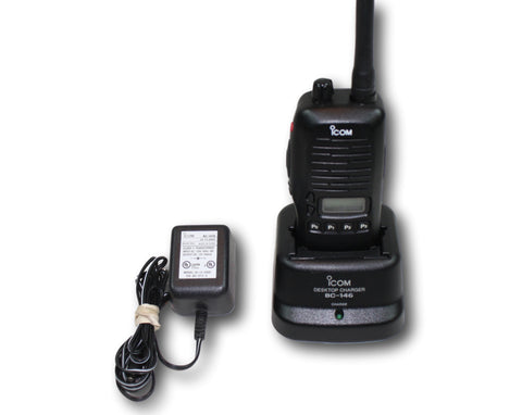 Icom IC-F4GS | UHF Portable Radio