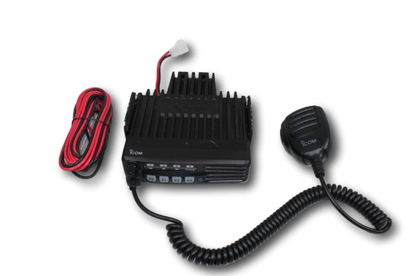 NEW Icom IC-F121s VHF (136-174MHz) Mobile Radio