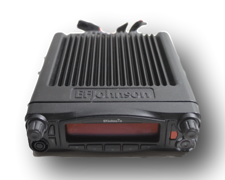 EF Johnson RS-5300 Series Mobile Radio