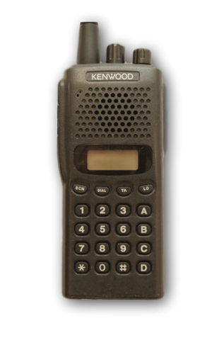 Kenwood TK270 VHF Portable Radio